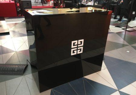 Мероприятие Givenhcy направленное на продвижение бренда
