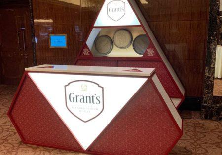 Мобильный бар Grants