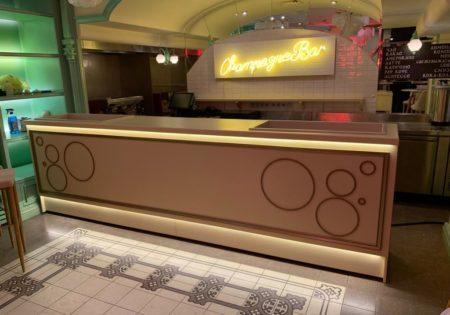 Изготовление нового оформления для кафе Коперник