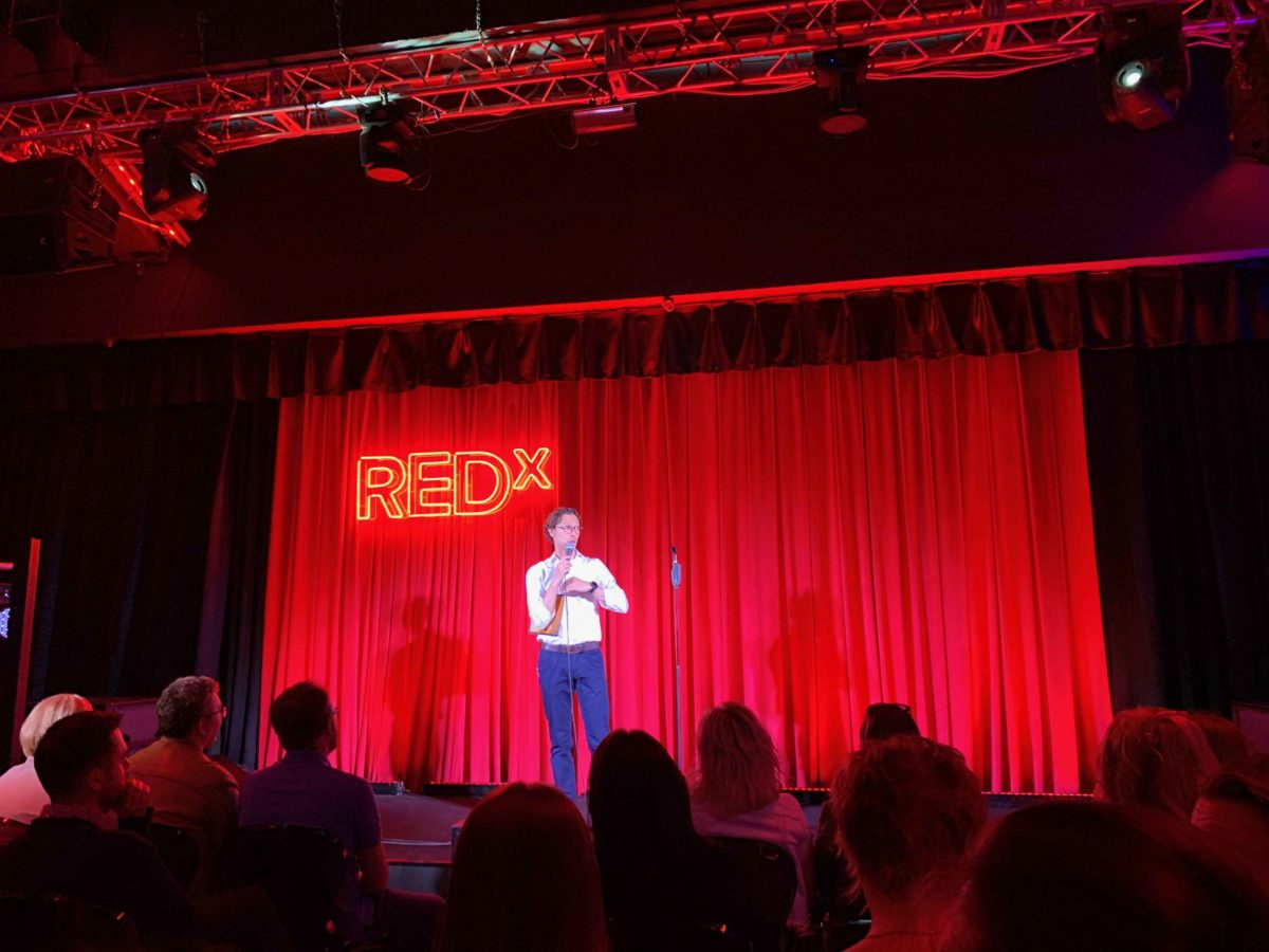 REDx весна 2019