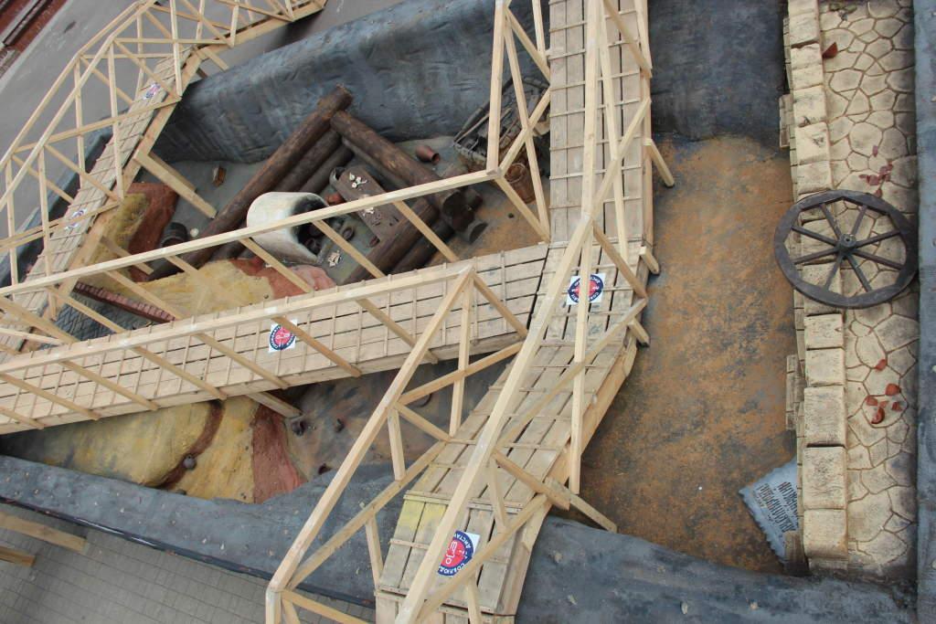 День города: Археологические раскопки